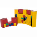 Image for Soft play, Foam shapes