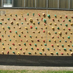 Image for Bouldering wall