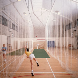 Image for Cricket indoor nets single lane