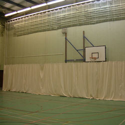 Image for Bowlers end nets