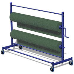 Image for Carpet/mat trolley