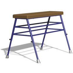 Image for Padded metal bar boxes Without wheels