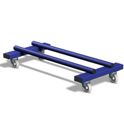 Image for Balance beam trolley