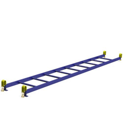 Image for Steel bridging ladder 6' long