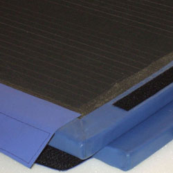 Image for Lightweight linking gym mats 4' x 3' x 1""