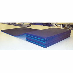 Image for Panelite folding gym mats 10' x 4' x 1 1/4""