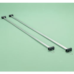 Image for Alloy PE poles 7' long