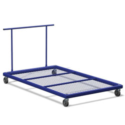 Image for Horizontal mat trolley Junior size
