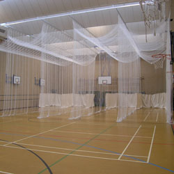 Image for Cricket indoor nets triple lane