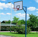 Basketball goals standard board 1.2 x 0.9m board