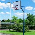 Basketball goals standard board 1.2 x 0.9m board