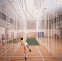 Cricket indoor nets single lane