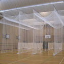 Cricket indoor nets double lane