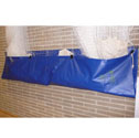 Cricket nets storage pouch  3m wide