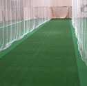 Cricket mats course with plain backing