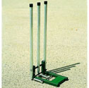 Sprung stumps Steel
