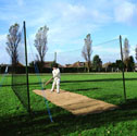Cricket nets Single 5.5m