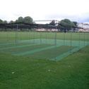 Cricket net cage Single 7.2m