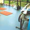 Vinylsport floor 2.5mm Vinylsport