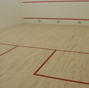 Springbok Precisionaire wood sports floor Maple first