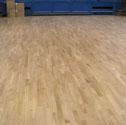 Springbok Arenasport wood sports floor Beech