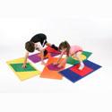 ActivColour shape mats  Set of 6