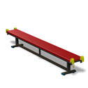 Olympic padded balance benches  7