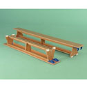 Eurobench balance benches  Junior, 1.8m long