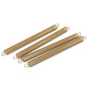 Trampoline steel springs Set of 60 Grasshopper