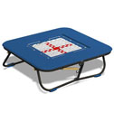 Mini tramp, Trampino Solid bed, elastic springs