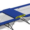 Trampoline dividing mat Standard mat