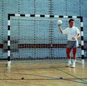Handball steel goals