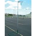 Standard netball posts Wheelaway, 10mm