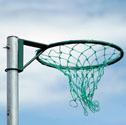 Netball ring  for 50mm post