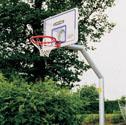 Lifetime Baseline basketball goals 1.2m projection