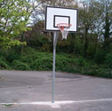 Basketball goals heavy duty board Wood/fibreglass board