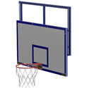 Basketball goal adjustable height