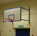 Basketball goal projection brackets 300mm projection