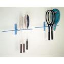 Racket racks  Badminton