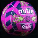 Mitre Oasis balls - 6 pack  Size 5